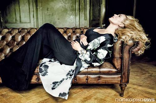 Кейт Уинслет в журнале Vogue. Ноябрь 2013