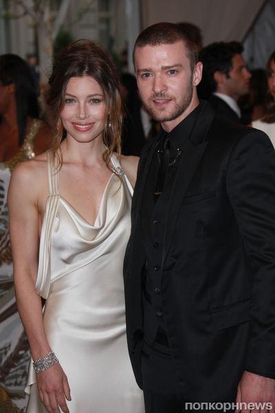 Джастин Тимберлейк и Джессика Бил помолвлены?