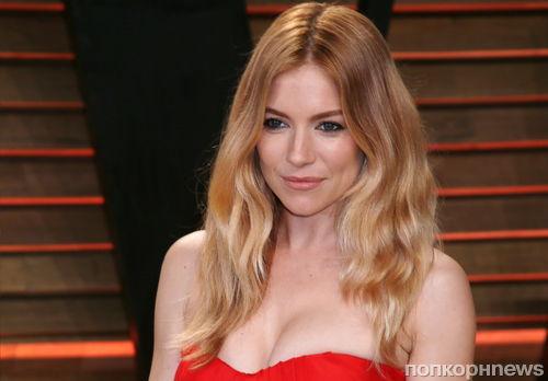 Сиенна Миллер станет женой Бенедикта Камбербэтча