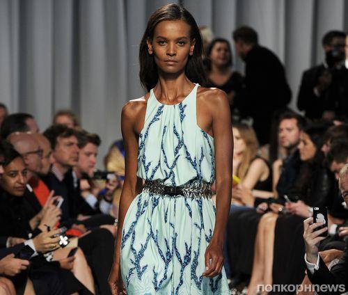 Модный показ новой коллекции Louis Vuitton Resort 2015