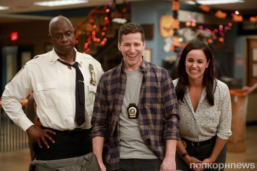 Официально: «Бруклин 9-9» продлили на 7 сезон