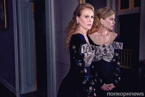 Николь Кидман украсила обложку нового номера Flaunt Magazine