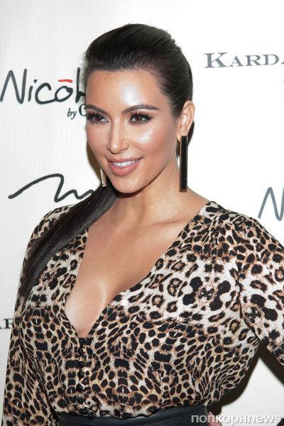 Ким Кардашиан купила браслеты Элизабет Тейлор за 65 000 долларов