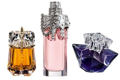 Праздничная коллекция ароматов от Thierry Mugler