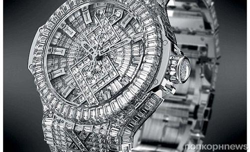 Бейонсе подарила мужу часы за 3 миллиона долларов