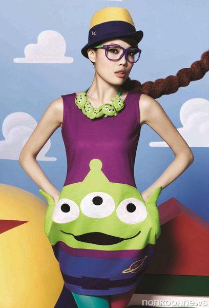 Bossini выпускает коллекцию одежды «История игрушек»