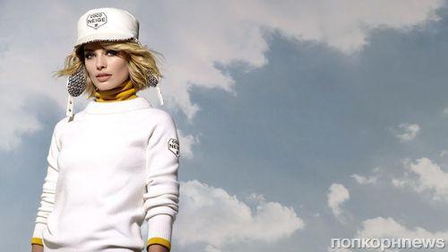Фото: Марго Робби примеряет шапку-ушанку в новой рекламной кампании Chanel