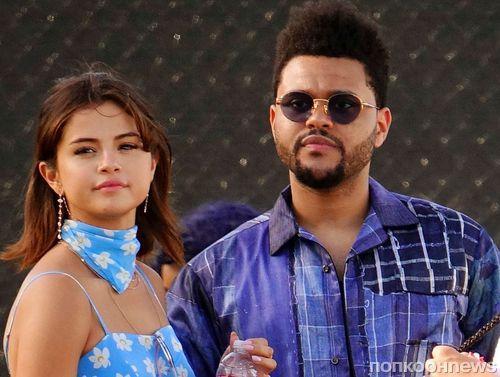 Мама Селены Гомес одобрила ее роман с The Weeknd