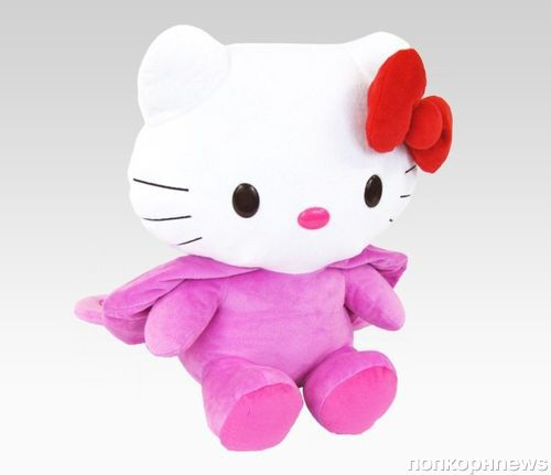 Коллекция ко Дню святого Валентина от Hello Kitty