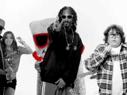 Снуп Догг спел Drop It Like It's Hot  для рекламы Hot Pocket