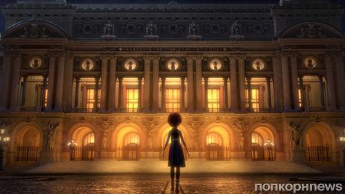 Пресс-показ мультфильма «Балерина» пройдет в Санкт-Петербурге