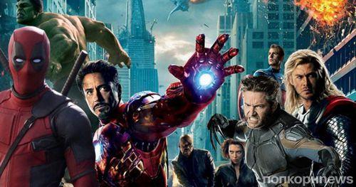 Дэдпул и Люди Икс войдут в киновселенную Marvel после выхода «Темного Феникса»