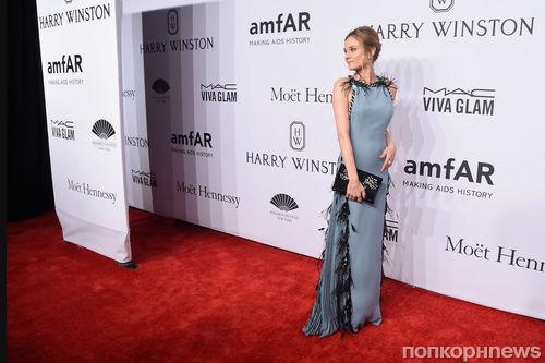 Фото: голливудские звезды на гала-приеме amfAR Gala в Нью-Йорке