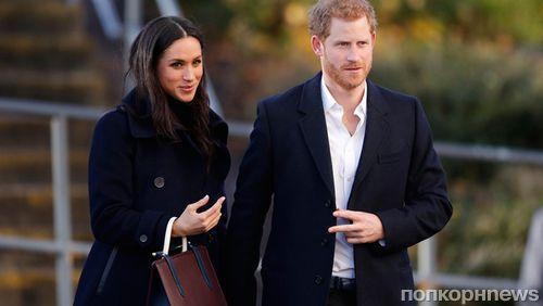 Королева Елизавета II запретила принцу Гарри и Меган Маркл жить независимо от Букингемского дворца