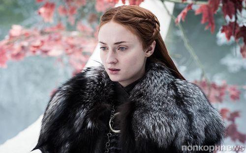 Софи Тёрнер считает справедливым, что Кит Харингтон получил за «Игру престолов» в три раза больше неё