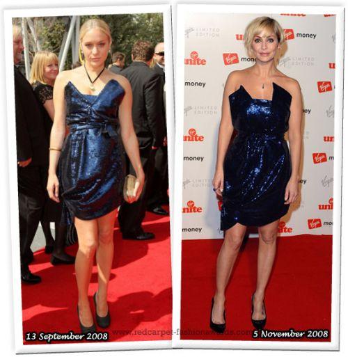 Fashion battle: Хлоя Севеньи и Натали Имбрулия