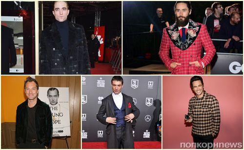 Итоги 2017 по версии ПОПКОРНNews: самый стильный мужчина года