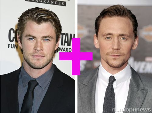 Если бы у Локи и Тора был сын, то...
