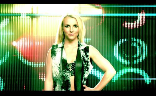 Бритни Спирс в рекламе Twister Dance Remix