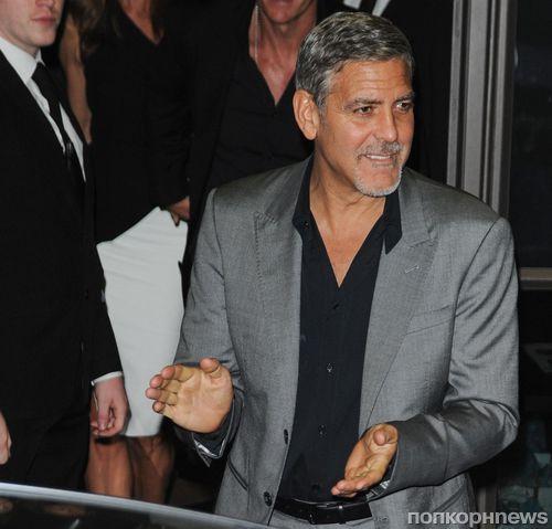 Соседи намерены подать в суд на Джорджа Клуни