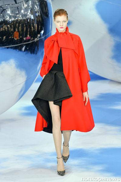 Модный показ Christian Dior. Осень / зима 2013-2014