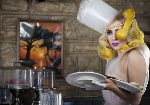 Первый взгляд на клип Lady GaGa «Telephone»