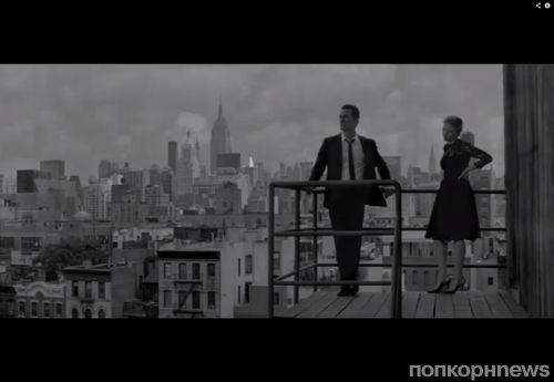 Скарлетт Йоханссон и Мэттью МакКонахи в рекламном ролике аромата Dolce & Gabbana The One