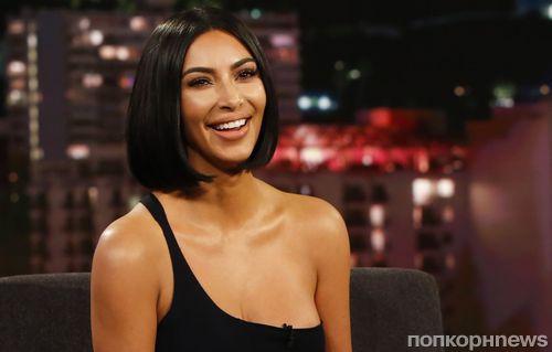 Ким Кардашьян раскритиковали за «нездоровое» похудение»