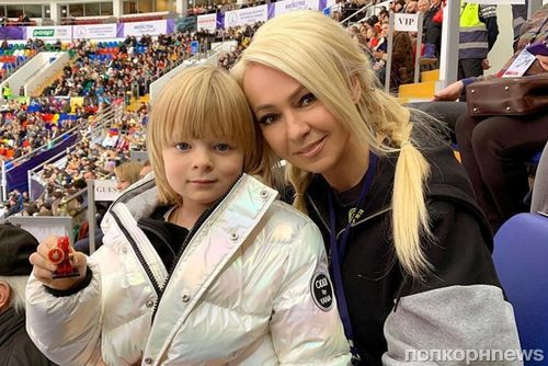 6-летний сын Яны Рудковской покупает ей дорогие брендовые подарки
