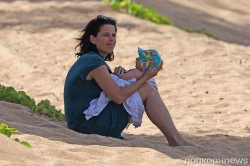Нив Кэмпбелл: Почему я назвала своего сына Каспиан