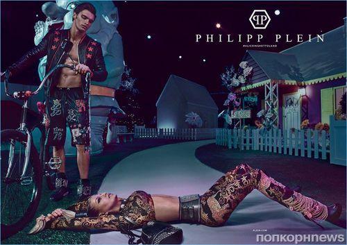 """Ферги стала новым """"лицом"""" модного бренда Philipp Plein"""