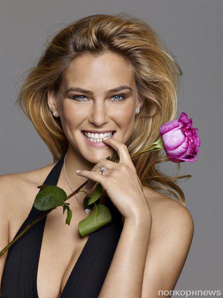Бар Рафаэли в рекламе ювелирных украшений Piaget