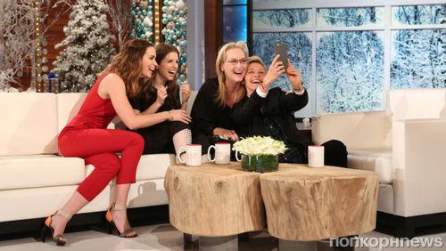 Мэрил Стрип о знаменитом селфи на «Оскаре»: «Брэдли Купер такая свинья!»