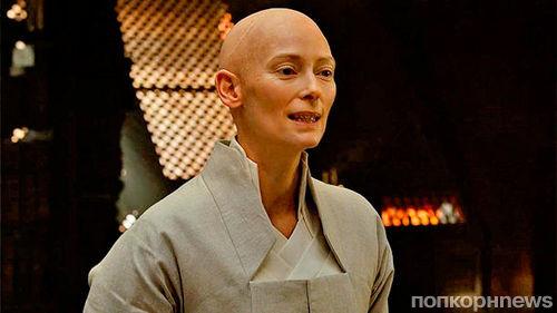 Тильду Суинтон называют главным фаворитом на роль Доктора Кто