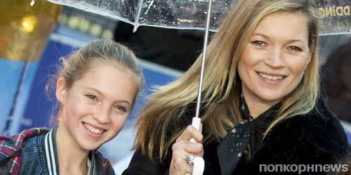Кайя, подвинься: 16-летняя дочь Кейт Мосс стала лицом модного бренда Marc Jacobs