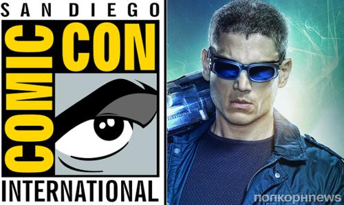 Новости сериалов DC с Comic Con 2017: «Флэш», «Стрела», «Супергерл» и другие