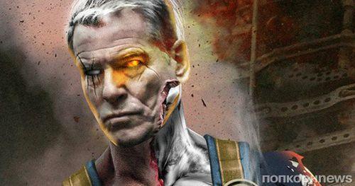 Пирс Броснан ведет переговоры о съемках в «Дэдпул 2»