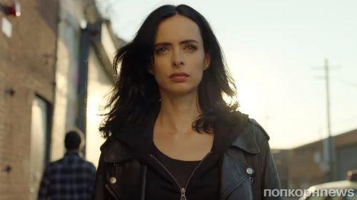 Netflix продлил сериал «Джессика Джонс» на 3 сезон