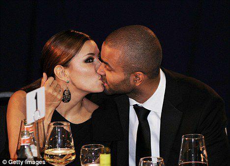 Ева Лонгория целовала мужа на глазах президента Обамы