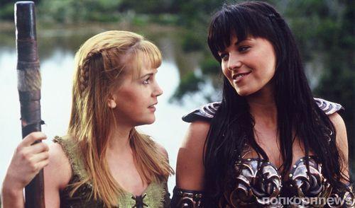 Зена и Габриэль станут гей-парой в ремейке «Зены - королевы воинов»