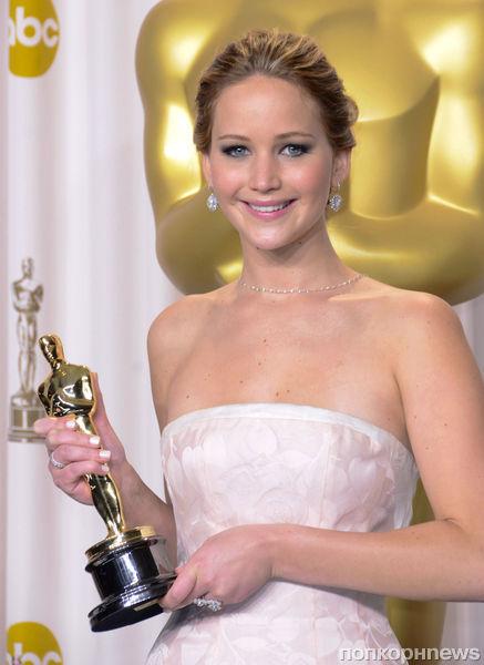 Дженнифер Лоуренс о своей жизни после Оскара