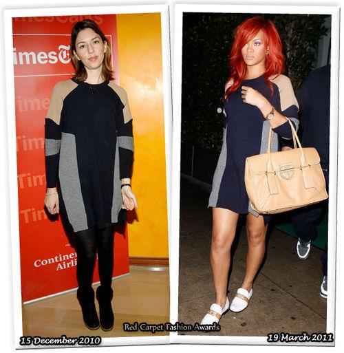Fashion Battle: София Коппола и Рианна