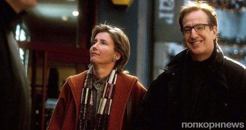 Эмма Томпсон отказалась сниматься в продолжении фильма «Реальная любовь»