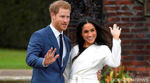 Это мальчик: принц Гарри и Меган Маркл впервые стали родителями