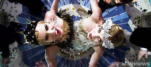 Tiffany & Co создали украшения для фильма «Великий Гэтсби»