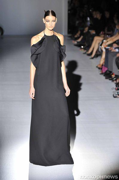 Модный показ новой коллекции Gucci на Неделе моды в Милане. Весна / лето 2013