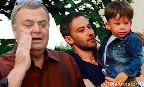 Родители Жанны Фриске разыскивают внука Платона через суд