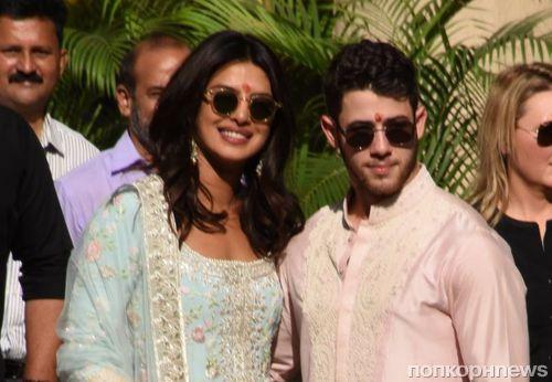 Foto Priyanka Chopra Und Nick Jonas Bereiten Sich Auf Eine Hochzeit
