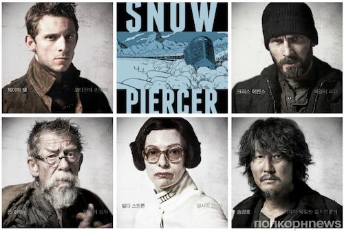 Берлинале 2014: Сквозь снег вместе с Крисом Эвансом