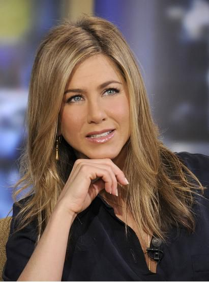 Видео: Дженнифер Энистон на тв-шоу Good Morning America